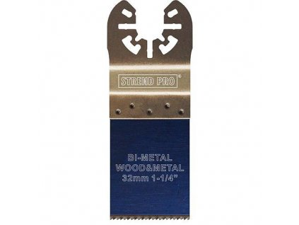 Nástroj Strend Pro FC-U029 pílový list 32 mm, na multibrúsku, Bi-metal