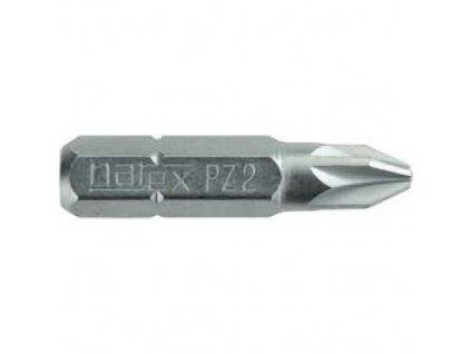 """Bit Narex 8073 02, PZ 2, 1/4"""", 30 mm, bal. 30 ks"""