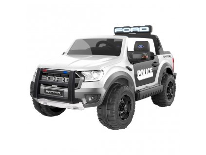 FORD RANGER RAPTOR POLICE EDITION - WHITE