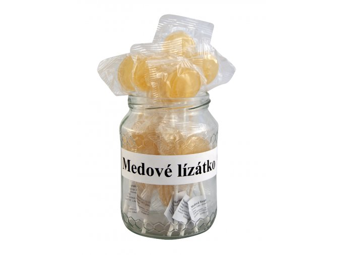 Medové Lízátko