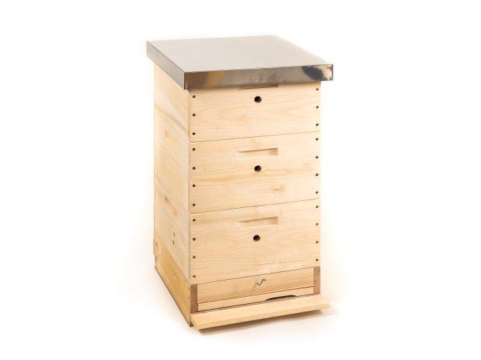 Včelí úl 39x24 smrk