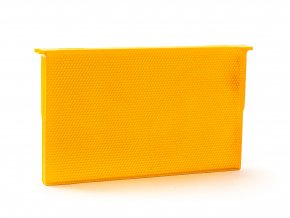 Rámek plastový 39x24 žlutý