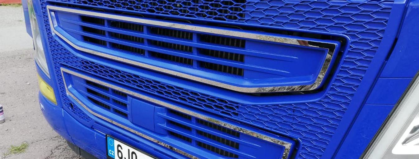 Volvo FH v4 front grill