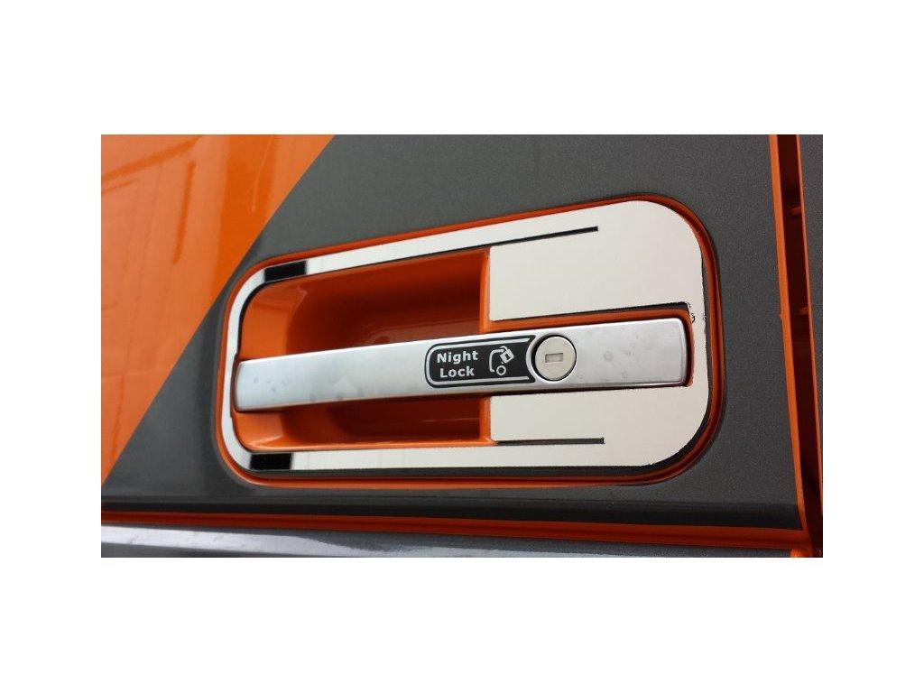 DAF XF 106 door handle cover