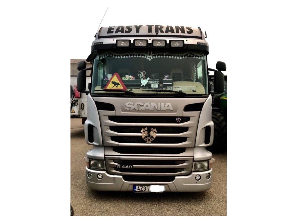 Scania Vabis Badge