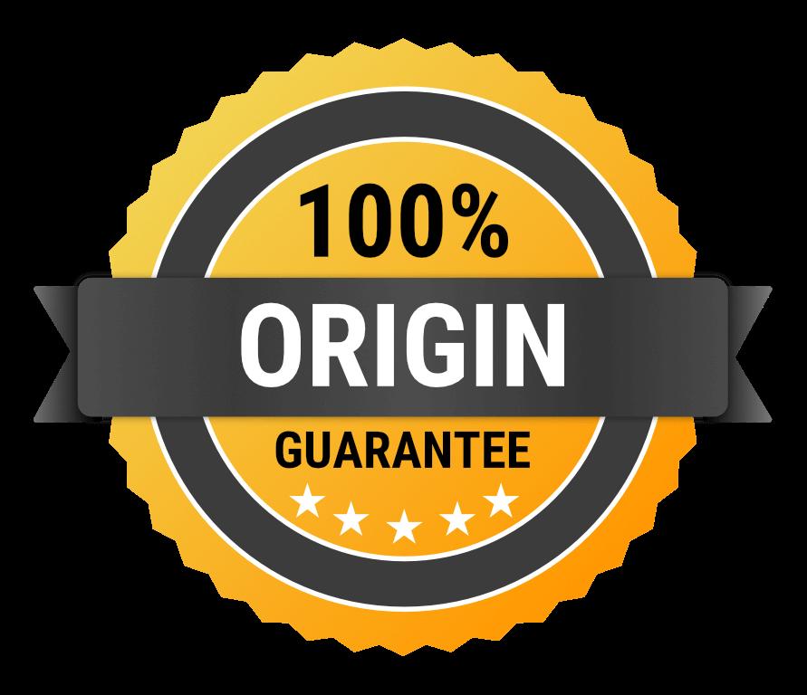100-origin-guarantee