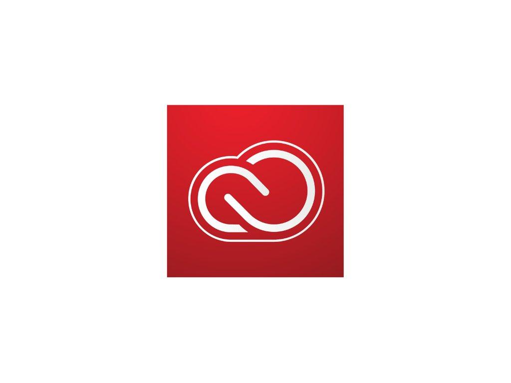 Adobe CC All Apps MP ML (+CZ) COM TEAM RENEWAL L-3 50-99