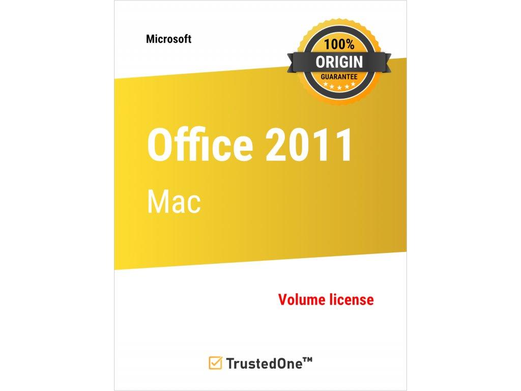 office 2011 mac