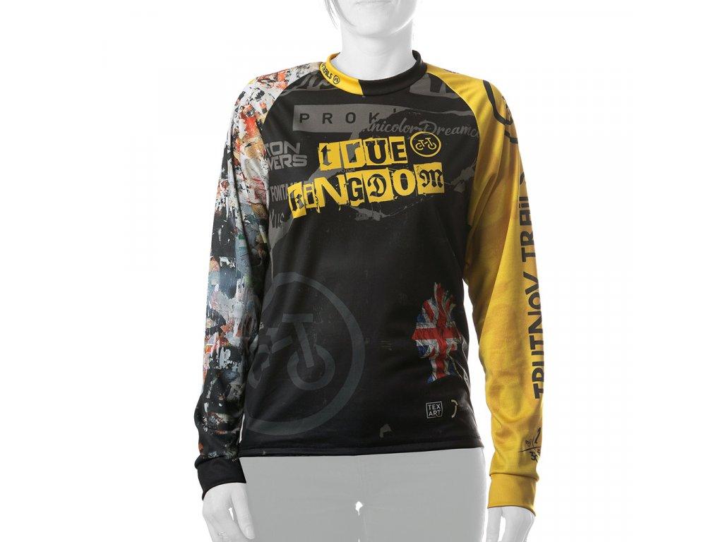 Enduro jersey True Kingdom WMN long 01