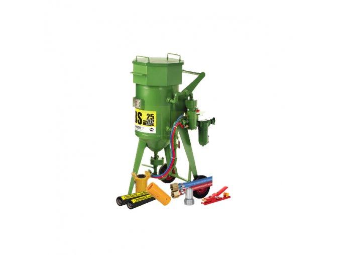 Tryskač pískovačka set DBS 25