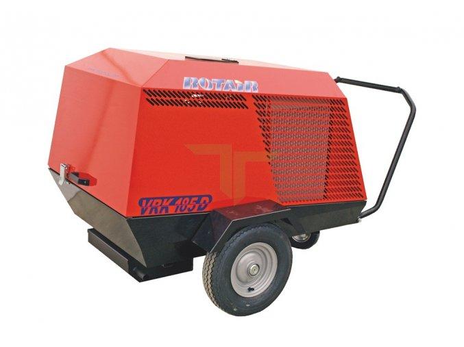 Lehký pojízdný kompresor vrk 185d