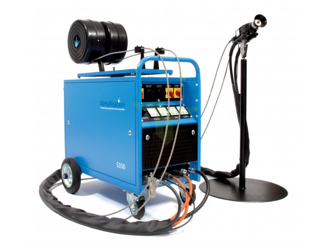 Elektrometalizace Arc 340 S350 PLC