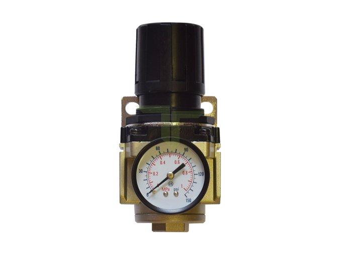"""Regulátor tlaku G 3/8"""" - vysokoprůtokový"""