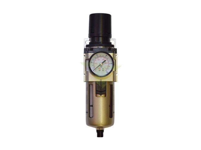 """Regulátor tlaku s filtrem G 3/8"""" - vysokoprůtokový"""