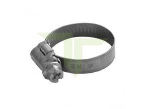 Hadicová spona 110-130mm, šířka 9mm