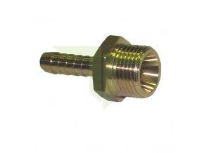 """Trn s vnějším závitem G1/4"""", na hadici 8mm"""