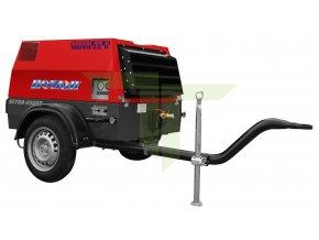 Dieselový pojízdný kompresor Rotair MDVN 22