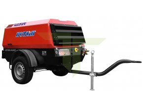 Dieselový kompresor Rotair MDVN 53