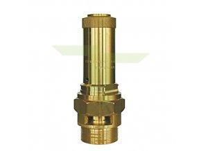 """Pojistný ventil pro tlakovou nádobu G 1/4"""""""
