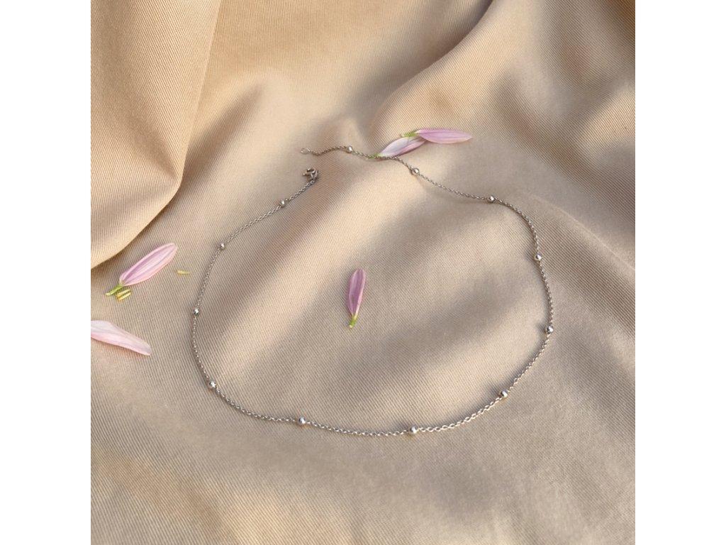 Boho šperky náhrdelník Souhvězdí