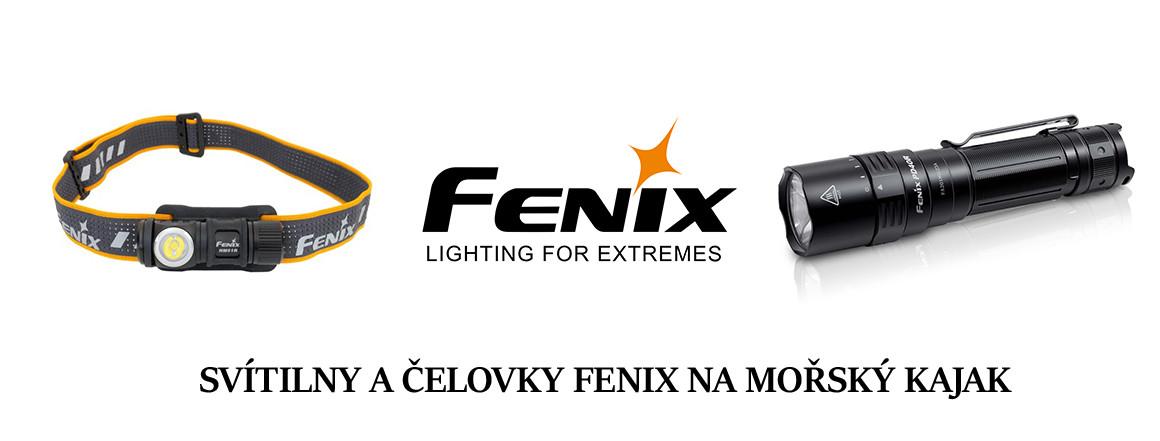 Svítilny Fenix
