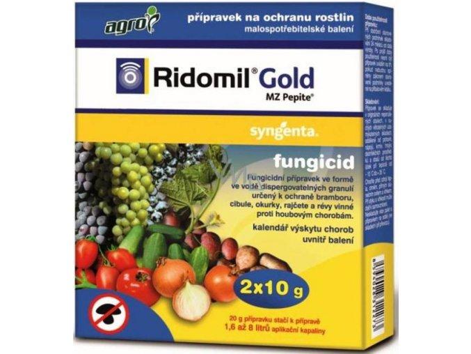 Ridomil Gold MZ Pepite 25g