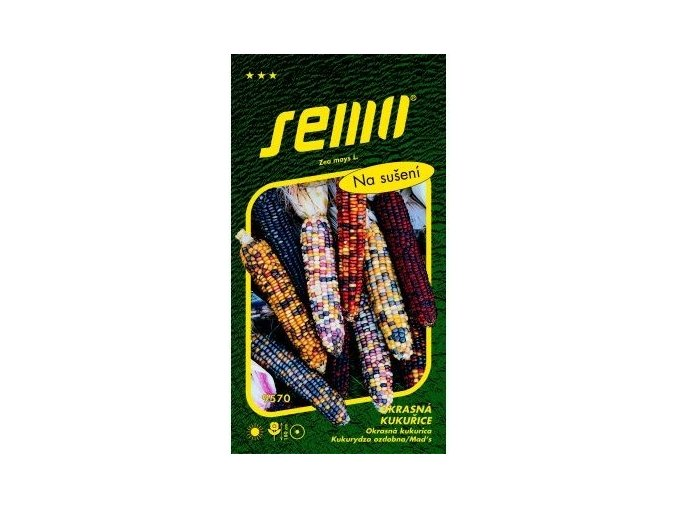 Kukuřice MULTICOLOR