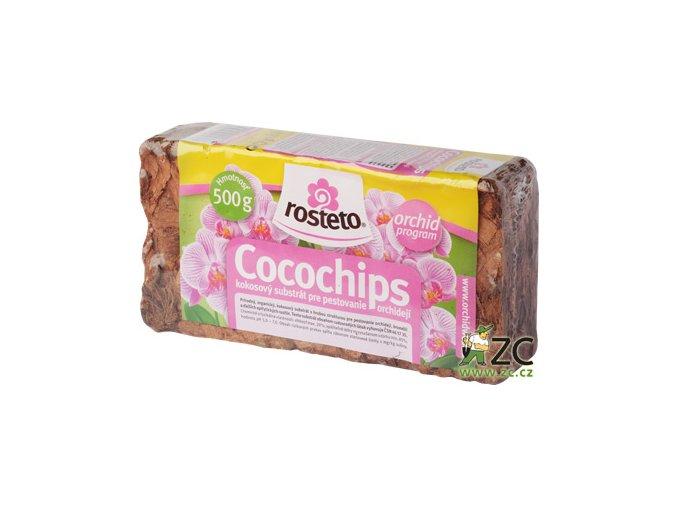 Cocochips - kokosové kousky