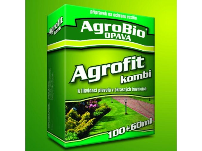 Agrofit kombi  na 100m2