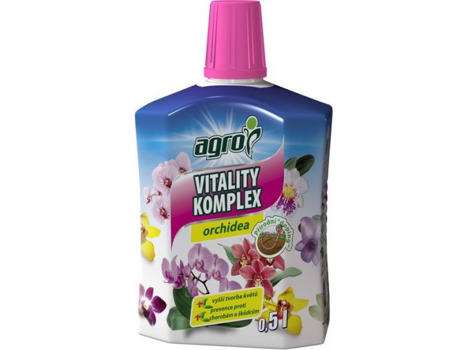 Vitality komplex Orchidea