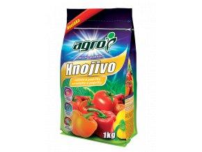 Organo-minerální hnojivo pro rajčata a papriky 1 kg