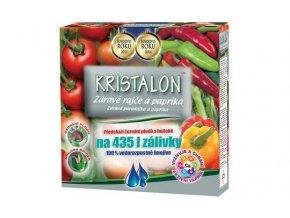 AGRO Kristalon Zdravé rajče a paprika 0,5 kg