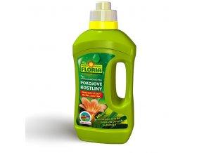 Kapalné hnojivo pro pokojové rostliny s účinkem proti smutnicím FLORIA
