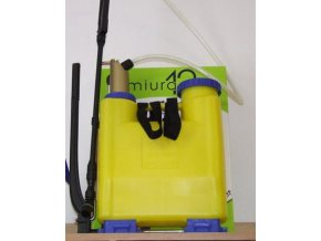 Zádový tlakový postřikovač MIURA 12L