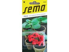 Klipsy - pro roubování okurek a melounů