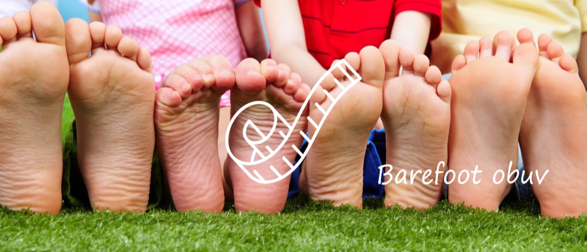 baferoot detské topánky