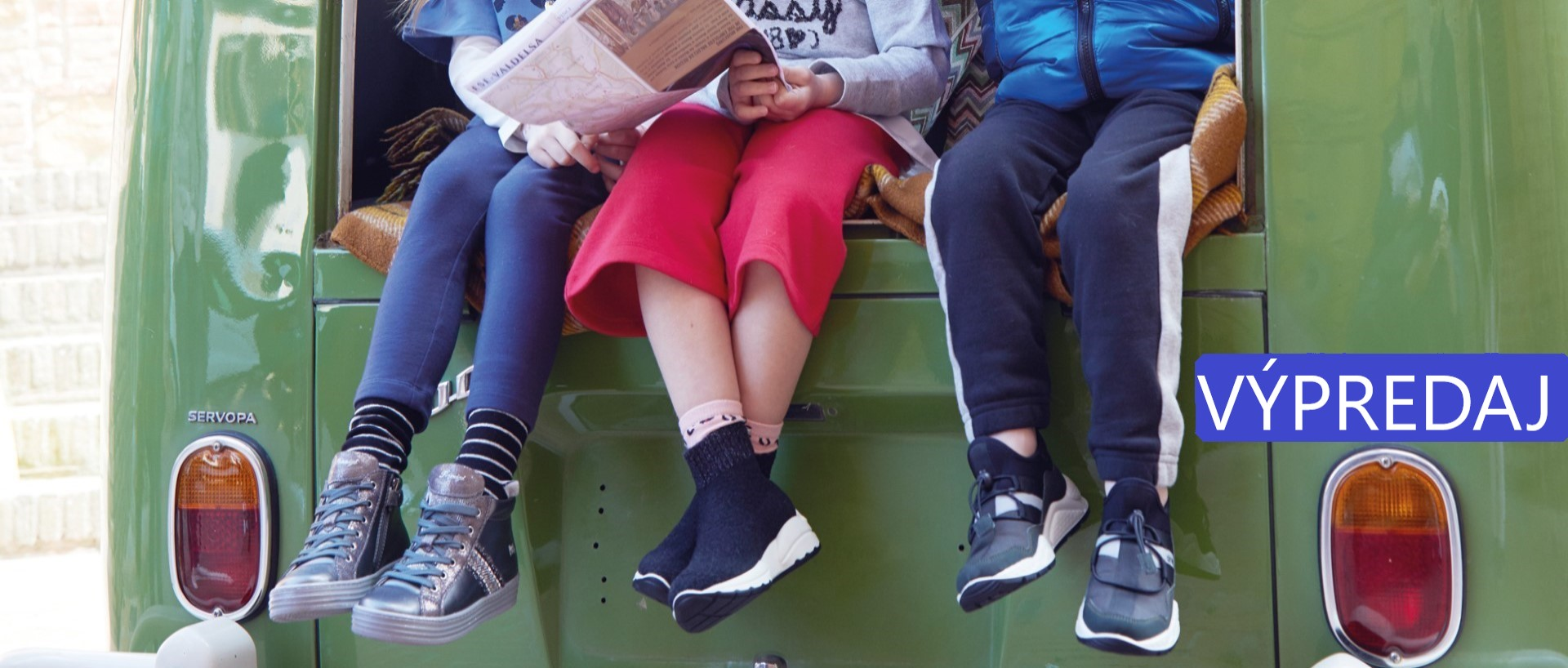 Nová kolekcia detských topánok 2019