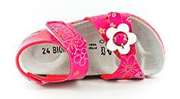 Dievčenké sandále