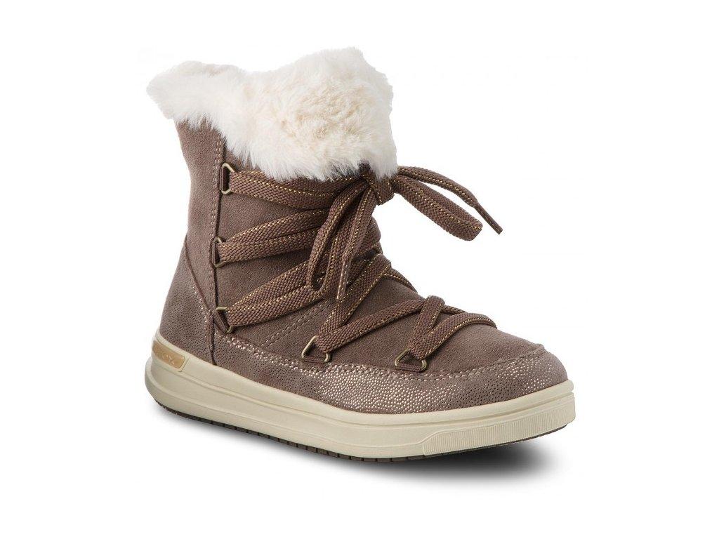 geox detské  zimné topanky
