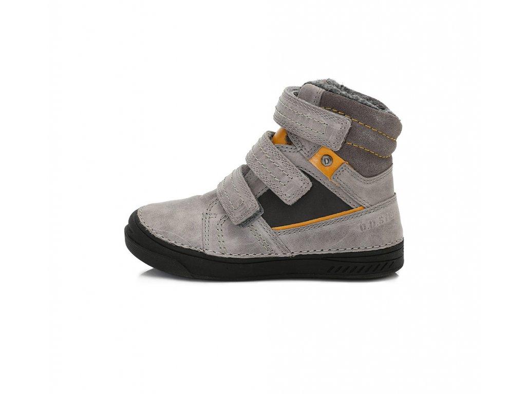 detske zimne topanky dd step tt topanky 040 426 Grey