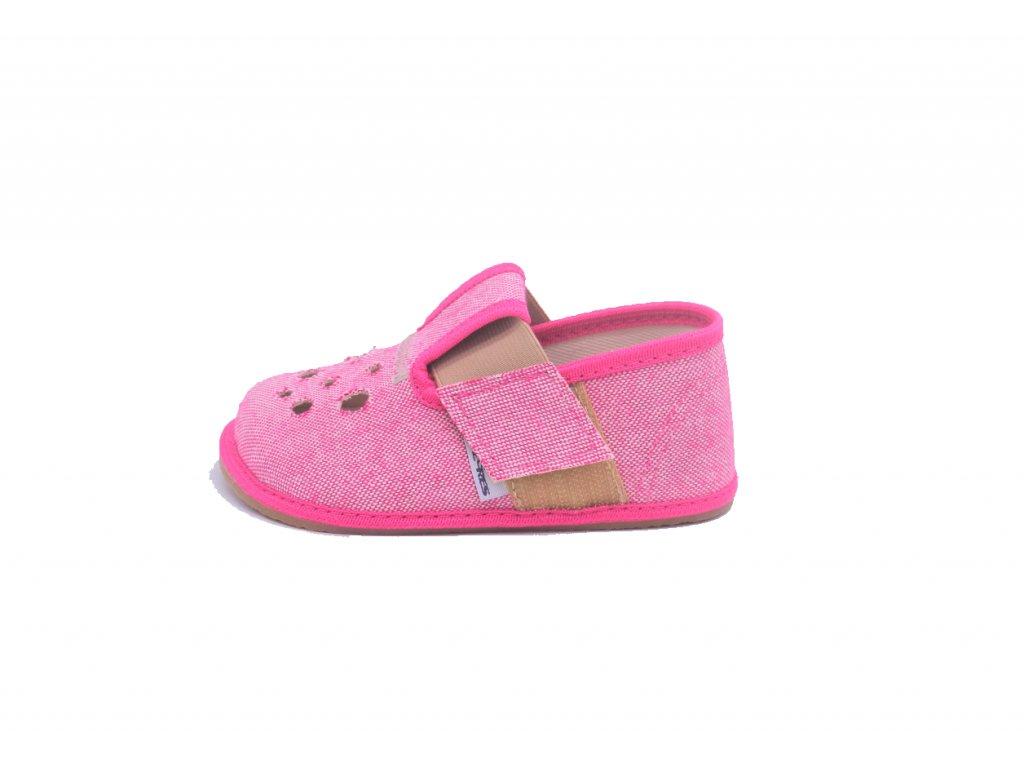 barefoot pegres papučky (2)