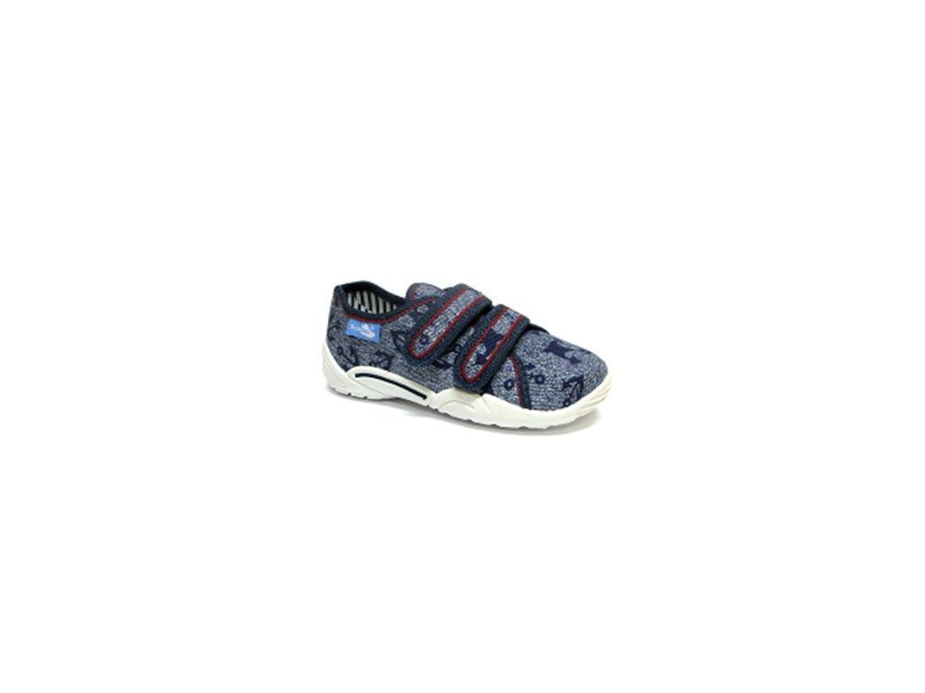 Chlapčenské papuče - tt-topanky.sk c8e7154620