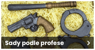 Produktová kategorie Čokoládové sady podle profese