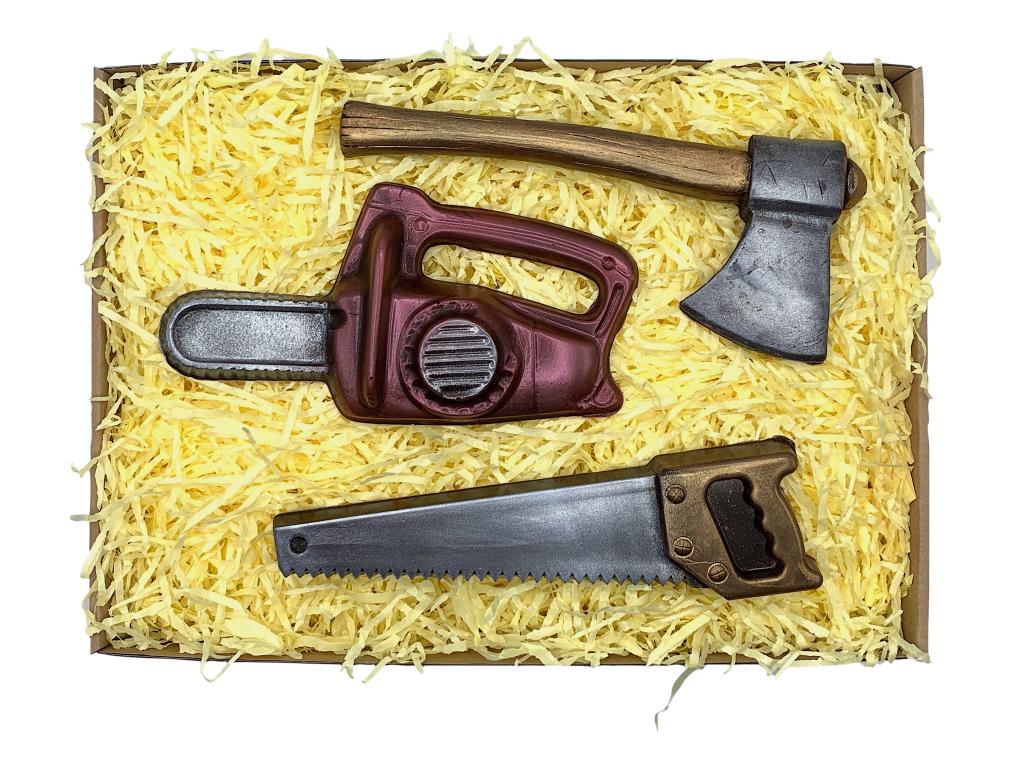 dárek pro dřevorubce