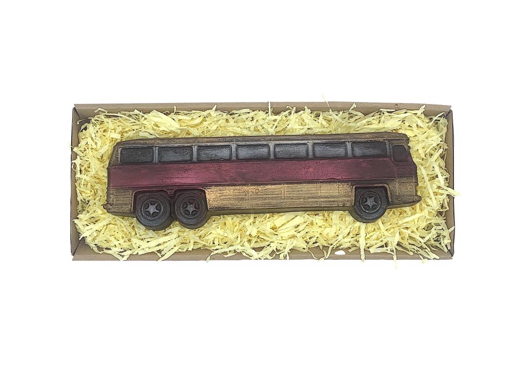 čokoládový autobus
