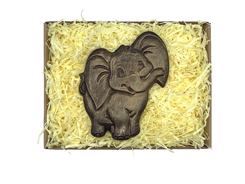 čokoládový slon