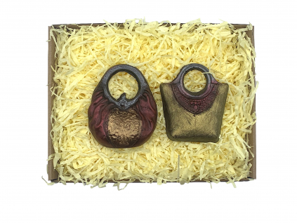 čokoládové kabelky