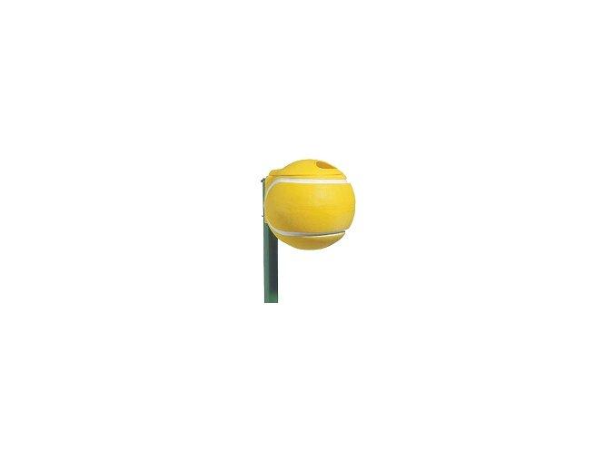 TOPSPIN Odpadkový kôš tenisová lopta