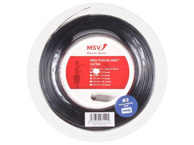 MSV Ultra Hex tenisový výplet