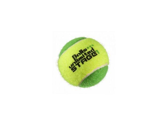 Netlakované lopty BALLS UNLIMITED Play Stage 1
